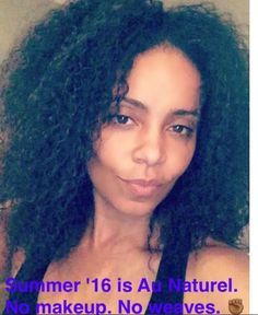 """Sanaa Nathan Is Having A """"No Weave No Make Up"""" Summer And Shows Off Her Natural Hair  Read the article here - http://www.blackhairinformation.com/general-articles/celebrities/sanaa-nathan-no-weave-no-make-summer-shows-off-natural-hair/"""