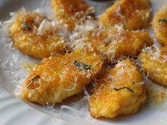 Food Wishes Video Recipes: Butternut Squash and Mascarpone Gnocchi – I Don't Like Gnocchi, But I Love These!