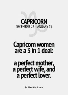 ♑️ Us Caps are awesome like that