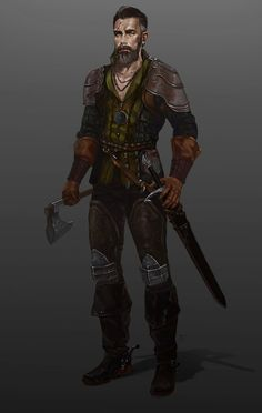 Rogue by DashaFid.deviantart.com on @DeviantArt