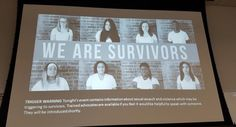 'We are Survivors' event helps me get past my own assault, anger toward my family | Healthline Contributors