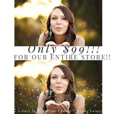 Pure Photoshop Actions BUY IT ALL (ENTIRE STORE) FOR ONLY $99!!  A $3600 value!  It includes all of our time saving photoshop actions, lightroom presets and templates that we offer.  Newborn photoshop actions/lightroom presets, quick workflow presets for wedding photographers, and artistic editing tools for those looking to make their images look like art.   #lightroom #photoshop #photography #editing #weddingphotography #familyphotography #photoshopediting #newbornediting
