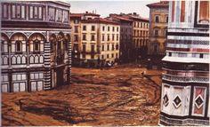Firenze alluvione battistero