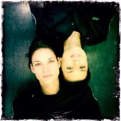 BTS Rookie Blue: Chloe and Andy
