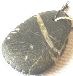 Dogon Mali Granitic Pendant 32X50 P1010038 by Dabls369, via Flickr