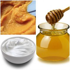 Delicious enough to eat AND great for your skin ;) DIY: Pumpkin Face Mask