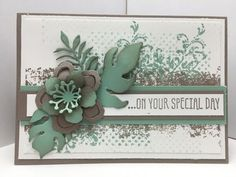 Ophelia Crafts Timeless Textures Week Competition Card - YouTube