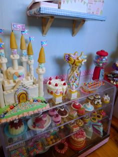 Littlest Sweet Shop: Enjoying the new Spring arrivals