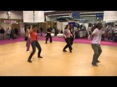 Cours de Coupé-décalé/Kuduro Caribailes avec Lionel - YouTube
