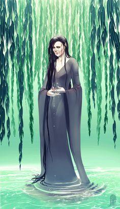 Nienna: Lady of Mercy by Lelia on DeviantArt