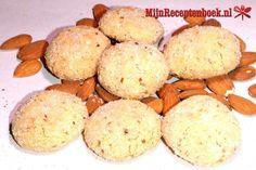Suikervrije koekjes van amandelmeel recept