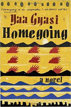 The 8 books the New York Public Library can't stop talking about. Includes Homegoing by Yaa Gyasi