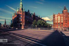 Hamburg Speicherstadt II #PatrickBorgenMD