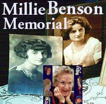 """Mildred """"Millie"""" Wirt Benson  author of 23 of the first 30 Nancy Drew books.  If you don't know the story of Carolyn Keene (who never existed), I hope you'll read about it."""