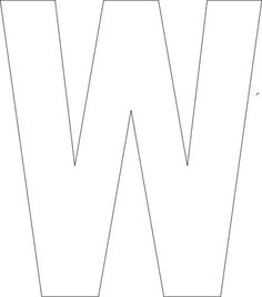 block letter templates