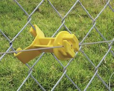 Great for digging and jumping dogs. Snaps easily to chain link to add an extra barrier.