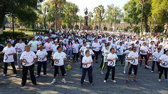 Como parte del Programa Federal Muévete en 30 implementado por la Conade y en el marco del Día Internacional contra la Obesidad, el Gobierno de Michoacán a través de la ...
