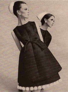 1968 Givenchy. More