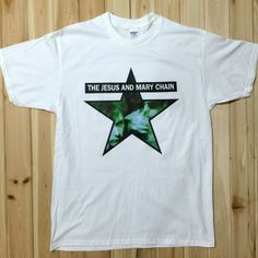 The Jesus And Mary Chain Automatic Rock Music Band CD T-Shirts Unisex JC1 #Gildan #BasicTee