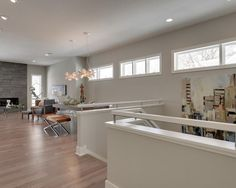 Fabulous Open Floor Plan A Golden Valley Modernism Interior Interior Decor - Decorstate