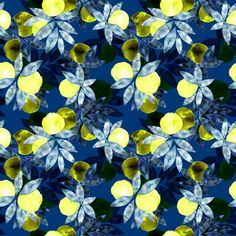 Varpu Kronholm – Textile Print Design Studio