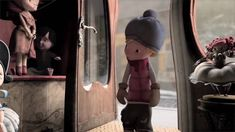 (SHORT FILM) ALMA - Cortometraje animación -- Have your students use preterit and imperfect to tell the story