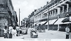 Calle Muelle esq Comercio