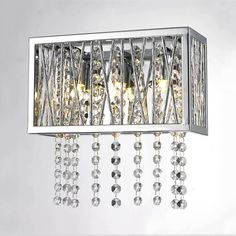 Shop Bethel International  YS579-3W 3 Light YS Series Crystal Wall Sconce at Lowe's Canada. Find our selection of wall sconces at the lowest price guaranteed with price match + 10% off.