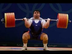 Heaviest Clean & Jerk world records compilation from 242kg (533lb) to 272kg (600lb) attempt - IBOtube