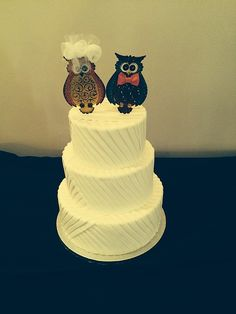 Fondant pleating design. A Spoon Fulla Sugar, Wedding Cakes, Cincinnati