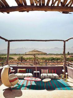 Fellah Hotel Marrakech - Nomadbubbles