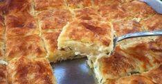 Sodalı Peynirli Börek Easy Cake Recipes, Baby Food Recipes, Snack Recipes, Cooking Recipes, Snacks, Yummy Recipes, Turkish Recipes, Asian Recipes, Ethnic Recipes