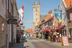 Sluis a small city