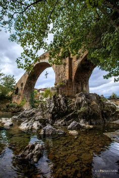 Puente Romano - Cangas de Onis - Spain by Alex Sebastian on 500px
