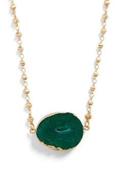 Panacea Pendant Necklace available at #Nordstrom