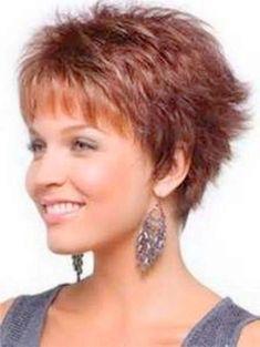 Resultado de imagen de Short Hair Styles For Older Women