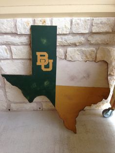 Baylor+Texas+by+TheRusticRoosterAtx+on+Etsy,+$60.00