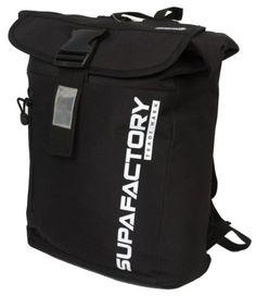 6a89a0cd6a5 Supafactory Ruck Sack BackPack Waterproof Motorbike Motorcycle Hiking Biking