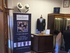George Brummell Bespoke Tailors of London symbolises quality and style.