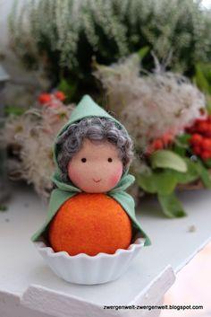 the small pumpkin boy