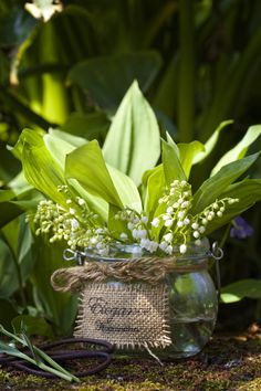 Garden Art, Garden Plants, House Plants, Sunroom Decorating, Deco Floral, Flower Images, Lily Of The Valley, Garden Styles, Spring Flowers