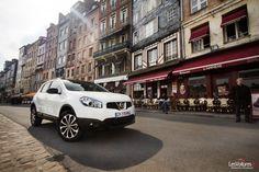 """http://lesvoitures.fr/qashqai-360/ #nissan #qashqai #suv #dualis #auto """"travel #family #nonfleur #normandy #normandie #roadtrip #car #cars #voitures #voiture"""