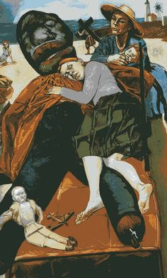 Paula Rego was born in Lisbon on 26 January She grew up in a republican and liberal family, linked to both English and French culture,. Paula Rego Art, Identity Art, Portraits, Fine Art, Triptych, Sculpture, Painting & Drawing, Art History, Art Reference