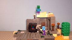 Zombie vs steven (minecraft) Motion Video, Stop Motion, Minecraft, Lego, Fun, Legos, Lol, Funny