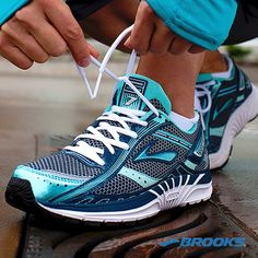 Brooks running shoes and active wear are on sale on Zulily today! :)