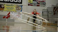 WC 2013 in Wheel Gymnastic Team switzerland Cheyenne Rechsteiner Spiral