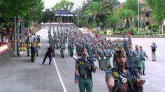 Legion Española 4º Tercio X Bandera  vuelta de Afganistan