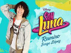 """El es Ramiro!!! Interpretado por Jorge López, el es como el enemigo de Jim y Yam, """"tiene talento, lo peor es que lo sabe"""" Jaja"""