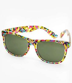 2a27006772 Kaleidoscope Sunglasses - Colorful Geographic Sunglasses  colorful   sunglasses www.loveitsomuch.com