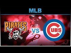 {ESPN - FREE} Watch Pittsburgh Pirates vs. Chicago Cubs Live Stream Onli... Mlb Pirates, Pittsburgh Pirates, Mlb Games, Chicago Cubs Logo, Espn, Free Games, Watch, Logos, Logo